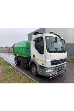 2013 [63] DAF LF45 Scarab Merlin XP Used Road Sweeper