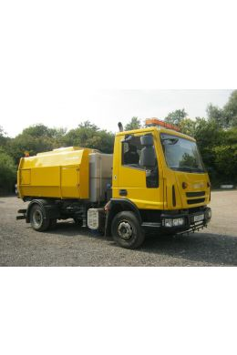 2013 [13] IVECO ML 75K SCARAB Merlin XP Used Road Sweeper