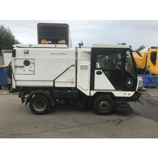 2011 [61] Scarab Unknown Scarab Minor Used Road Sweeper