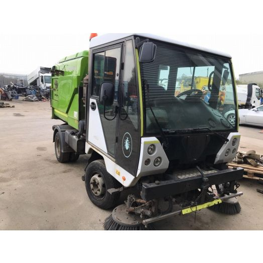 2010 [10] Scarab Unknown Scarab Minor Used Road Sweeper