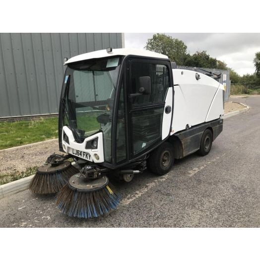 2014 [64] Johnston Sweepers C201 Used Road Sweeper