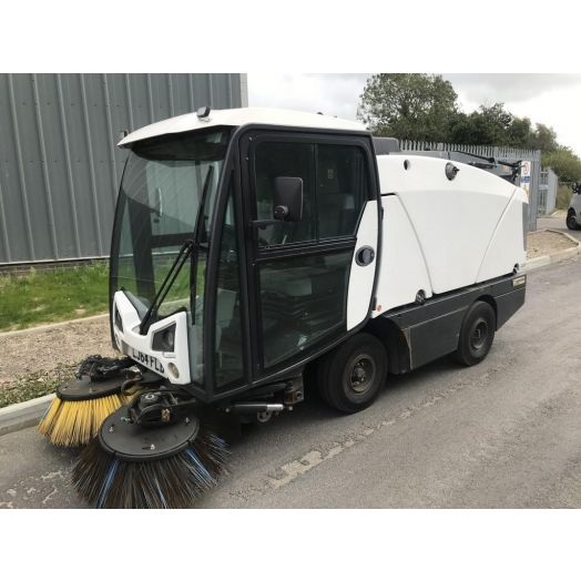 [64] Johnston Sweepers C201 Used Road Sweeper