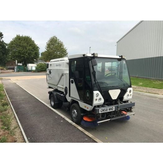 2008 [58] Scarab Minor Scarab Minor Used Road Sweeper