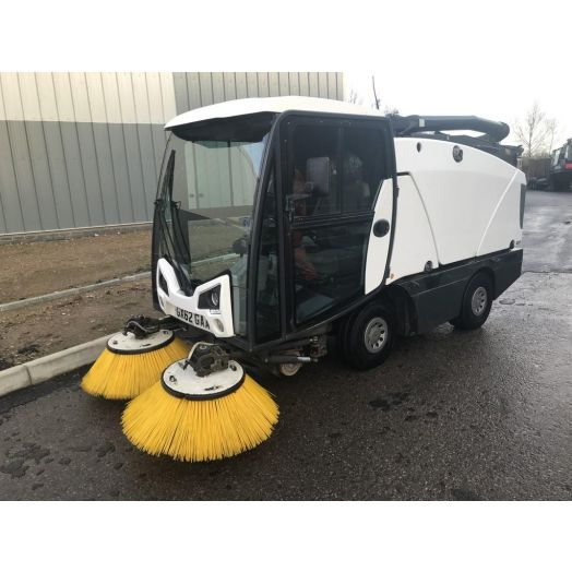 2012 [62] Johnston Sweepers CX201 Used Road Sweeper