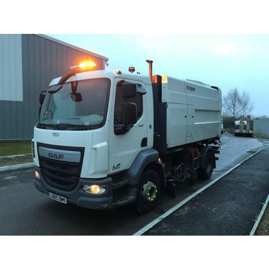 2015 [65] DAF LF 220 FA Scarab M65T Used Road Sweeper