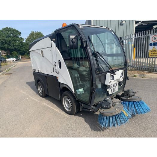 2013 [13] Johnston CN101 Used Road Sweeper