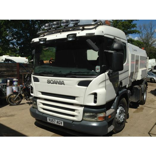 2007 [57] Scania P270 Mistral VM Used Other Vehicle