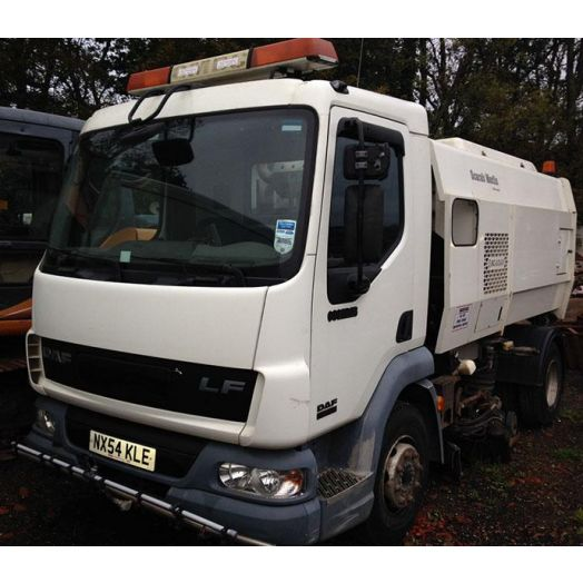 2004 [54] DAF LF Scarab Merlin Used Road Sweeper