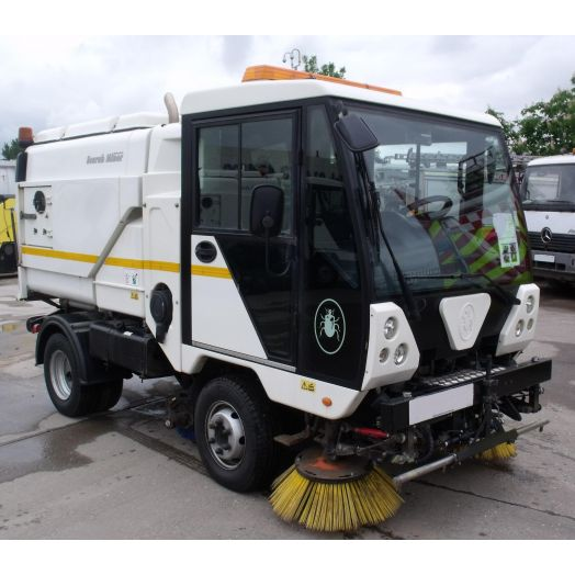 2010 [60] Scarab Minor Used Road Sweeper