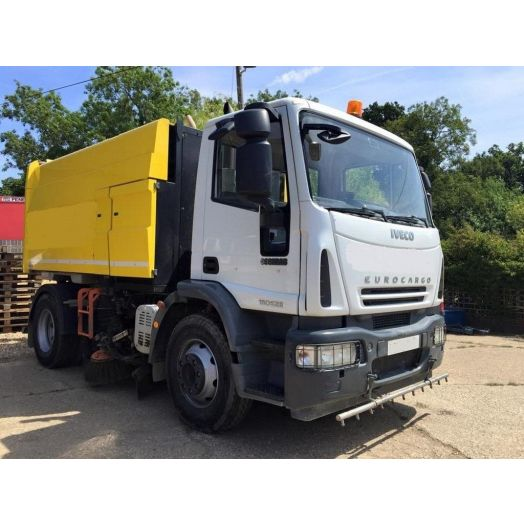 2008 [08] IVECO 150E22 Scarab M6 Used Road Sweeper