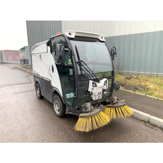 2014 [14] Johnston CN101 Johnston CN101 Used Road Sweeper
