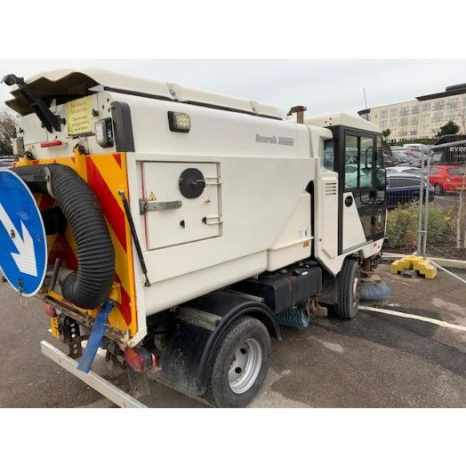 2014 [14] Scarab Scarab Scarab Minor Used Road Sweeper