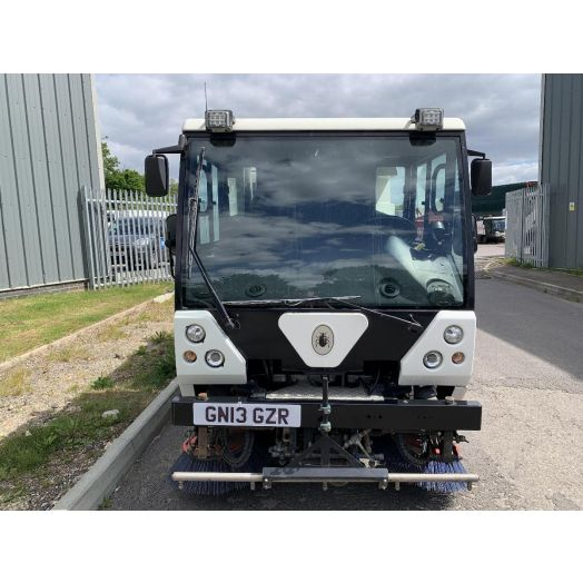 2013 [13] Scarab Unknown Scarab Minor Used Road Sweeper