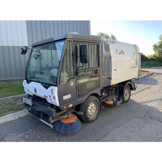 2015 [65] Scarab Scarab Scarab M25H Used Road Sweeper