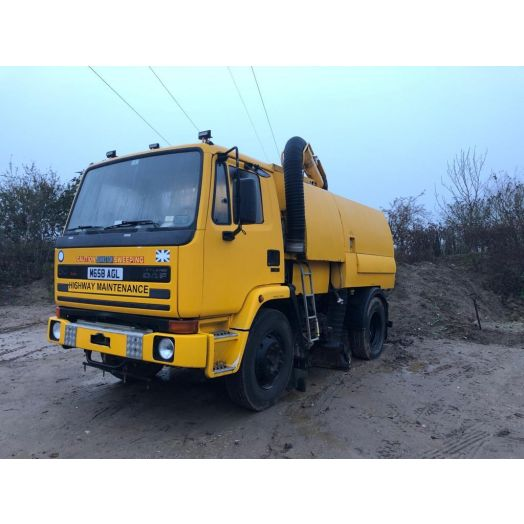 1994 [M] LEYLAND DAF JOHNSTON 600 Used Road Sweeper