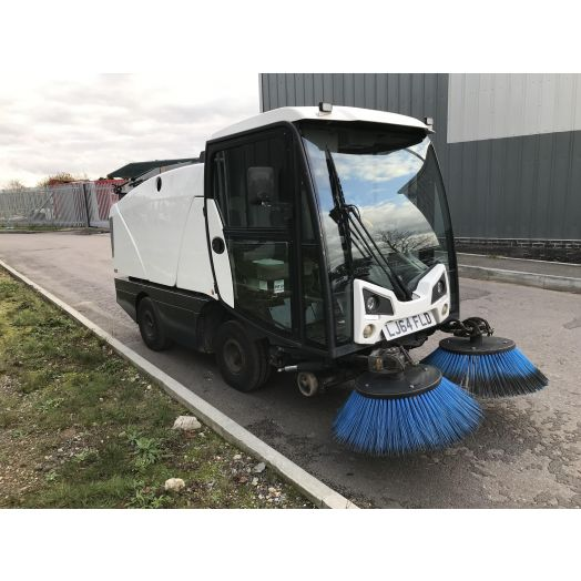 2014 [64] Johnston C201 Johnston C201 Used Road Sweeper